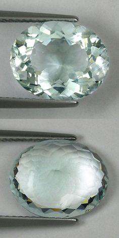 Beryl 110789: 4.70 Ct Very Good Lustrous _ Natural Aquamarine - Beryl ! BUY IT NOW ONLY: $69.99