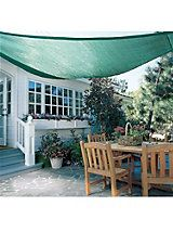 Coolaroo Shade Sail - Patio Cover - Backyard Shade | Solutions
