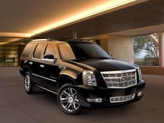 Cadillac Escalade Luxury SUV Car