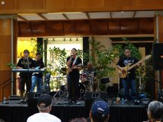 Makua Rothman performing at Pearlridge Mall, March 22, 2014!