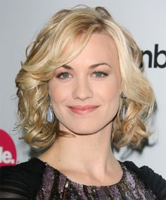 Yvonne Strahovski Brown Hair Tiffany Coyne - Hairst...