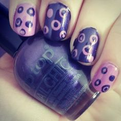Whimsy Is Forever: Purple Polka Dots