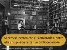 25 imágenes que bien podrían ser un manifiesto a favor de las bibliotecas