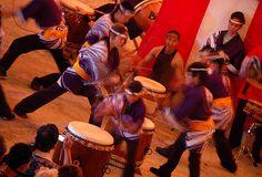 Taiko Drummers 5 | Koganji Temple, Manoa
