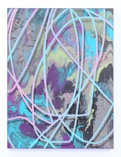 Michael Staniak | PICDIT More Words, Australian Artists, Digital Art, Fine Art, Abstract, Painting, Contemporary Art, Design, Website
