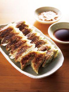 Gyoza, Japanese pan-fried dumplings 餃子