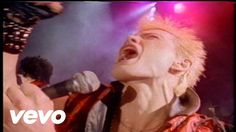 Billy Idol - Rebel Yell  Official video of Billy Idol performing Rebel Yell from the album Rebel Yell. Buy It Here: http://ift.tt/1orWADV Like Billy Idol on Facebook: http://www....