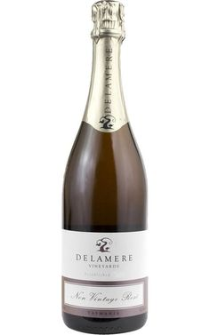Delamere Sparkling Rosé NV Tasmania - 12 Bottles Sparkling Wine, Tasmania, Wines, Champagne, Bottles, Sparkle, Rose, How To Make, Vintage