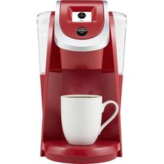 Keurig - 2.0 K200 Coffeemaker - Strawberry