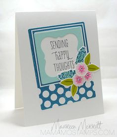 Mama Mo Stamps: Happy Thoughts