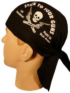 Skull Cap Biker Caps Headwraps Doo Rags Route 66 Patriotic Signs