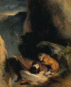 Attachment, 1829 - Edwin Henry Landseer