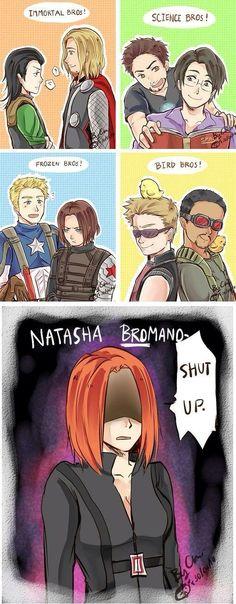 Natasha Bromano-- Okay..