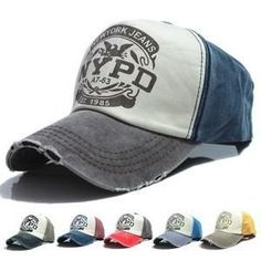 6c768c7e00d Casual Cap Hip-Hop Snapback Fitted Hats Baseball Cap for Men Women Unisex