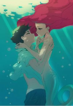 Anime Ariel