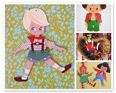 I really love Mertens Kunst wooden toys!   So i created a ne…   Flickr Jumping Jacks, Wooden Toys, Kids Rugs, Create, Fictional Characters, Berlin, Vintage, Art, Kunst