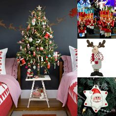 Trendy Vianoce 2017 | Living Styles Living Styles, Toddler Bed, Christmas Decorations, Decorating, Furniture, Home Decor, Decoration, Homemade Home Decor, Life Styles