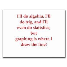 Math Jokes Post Cards, Math Jokes Postcard Templates - Zazzle UK