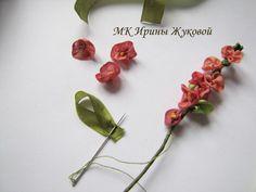 Ribbon Flower Tutorial, Diy Ribbon, Silk Ribbon Embroidery, Embroidery Art, Brazilian Embroidery, Hair Accessories, Fabric, Ribbon Crafts, Ribbons
