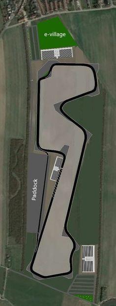 Florisdorf Circuit) Vienna e-prix) : RaceTrackDesigns Challenge 24, Race Tracks, Design Guidelines, Vienna, Circuit