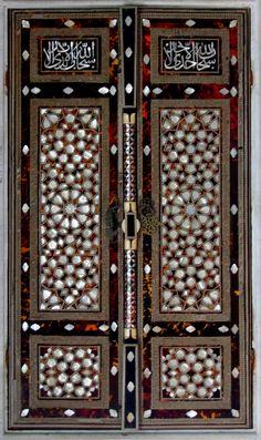 Mosaic door | Topkapi palace- Istanbul,Turkey