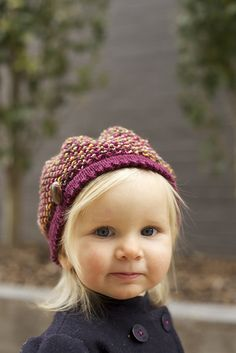 Ravelry  Ava Beret pattern by Sarah Grieve Having A Baby 4d6538227218
