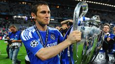 Frank Lampard has announced his retirement from football at the age of The former England midfielder has been a free agent since leaving MLS side New York City FC last autumn. Lampard is Chelse… Champions League, Uefa Champions, Premier League Winners, Premier League Teams, Tammy Abraham, New York City Fc, Leaving New York, Chelsea Fans, Soccer News