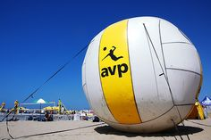 Beach Volleyball... One of my favorite pass times...