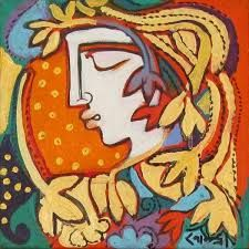 Buy Indian Contemporary Art Online From Art Gallery, Mumbai, India. Indian Contemporary Art, World Images, Indian Paintings, Indian Art, Online Art, Folk Art, Art Gallery, Disney Characters, Figurative