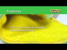 Learn about the ENJO Fruit & Veggie Cloth. The double sided cloth for cleaning vitamin bombs. Green Cleaning, Natural Cleaning Products, Cleaning Hacks, Veggies, Fruit, Household Tips, Healthy, Life, Vegetable Recipes