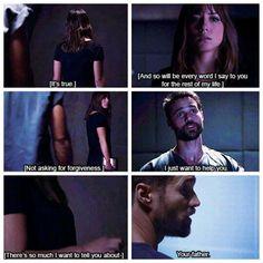 Agents of S.H.I.E.L.D. - Skye and Ward #2.1 #Season2