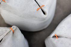 Asientos de Tela y Cemento y PVC2
