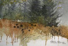 Watercolors, Ernie Verdine