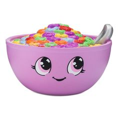squishies | Cereal Bowl Squishy