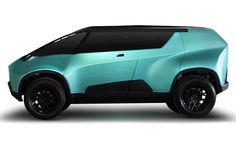 Toyota uBox is part of Deep Orange project, this is the result of Deep Orange 6 program with objective to design youth oriented vehicle with a targeted U.S. market introduction of 2020.