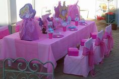 """Barbie Princess Party"" by Treasures and Tiaras Kids Parties, via Flickr"