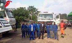 Best beiben trucks, Beiben 2529,2534,2538 dump truck, beiben 2638,2642,2648  tractor truck: Congo customer order beiben 2529 dumper