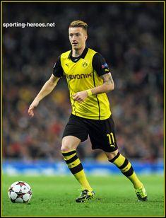 Marco REUS - Borussia Dortmund - 2013/14 Champions League matches.