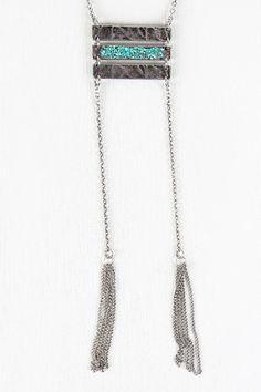 Sandbar Long Necklace