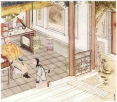HOW FOOTBINDING STARTED – Chinese Fairy Tales