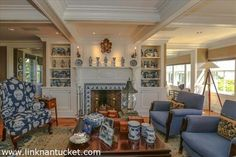 A 19th Century Nantucket Home for Sale - The Glam Pad