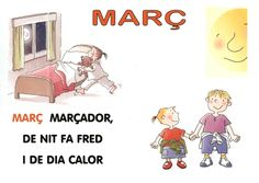 Dita MARÇ P4 Valencia, Claudia Cardinale, Pre School, Family Guy, Comics, Fictional Characters, Meteorology, School, Phonological Awareness