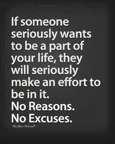 so right ...................and excuses explains their attitude......