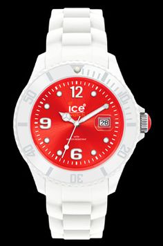 Ice Watch - Ice-White - Red