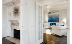This residence sits on the 15th floor of one of the most exclusives and sophisticated pre-war coops on Park Avenue and occupies the entire floor with approximately 4,000 square feet of extremely bright space.A private elevator lands into a sun drenched double grand living room featuring 45 feet of Park Avenue frontage with beautiful Park Avenue views to the South and Central Park treetops to the West.Beyond the entertaining space lies a formal dining room that is seen through 3 sets of…