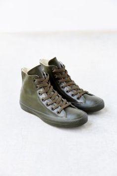 cbf352551bf4 Converse Chuck Taylor All Star Pine Rubber Women s High-Top Sneaker Vans  Boots