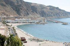 Aguadulce (Roquetas de Mar, Almería)  by @almeria_turismo