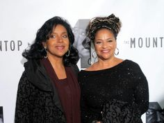 Debbie Allen and Phylicia Rashad Beautiful Black Women, Beautiful People, Famous Sisters, Phylicia Rashad, Debbie Allen, The Cosby Show, Family Affair, Black Girls Rock, Latest Pics