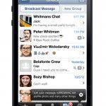 WhatsApp Messenger se actualiza a la versión 2.8.6