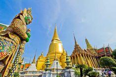 Điều thú vị trong văn hóa giao tiếp của người Thái Lan - Vé máy bay tết